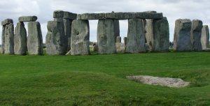 Stonehenge, estiu 2008