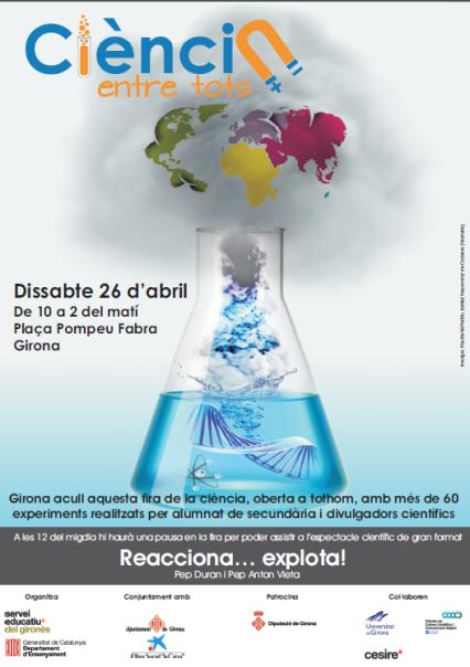 cartell ciencia entre tots